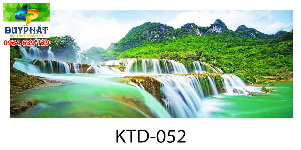 Tranh hồ cá THC665 đẹp cho nhà bạn