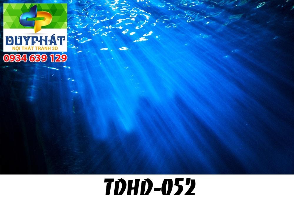 Tranh hồ cá THC666 đẹp cho nhà bạn