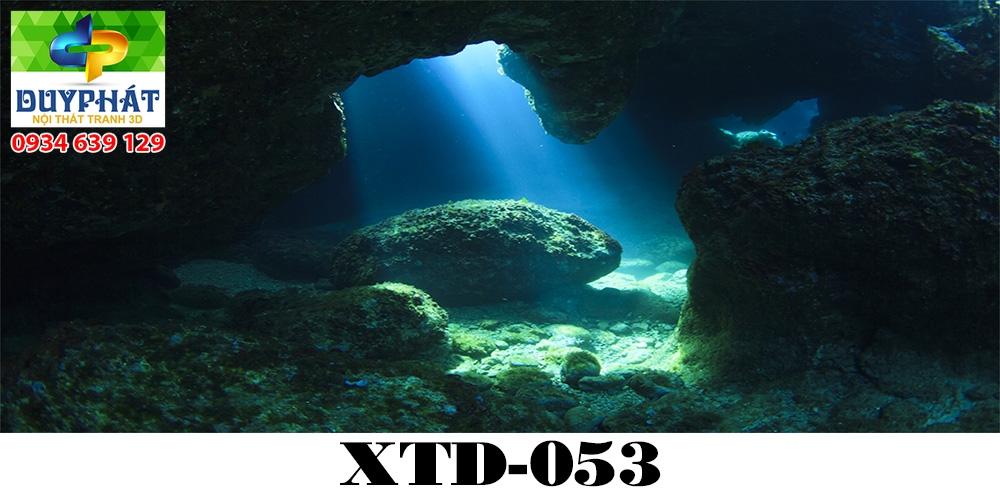 Tranh hồ cá THC670 đẹp cho nhà bạn