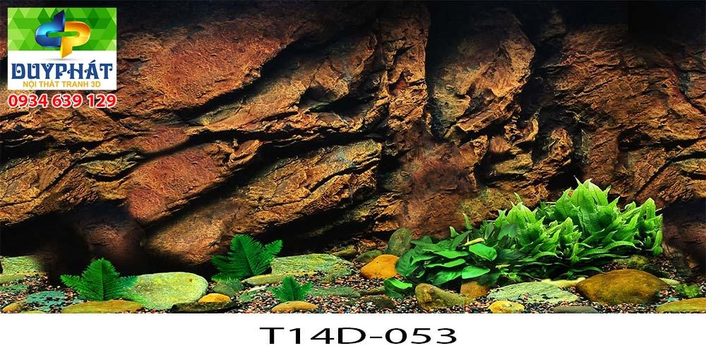 Tranh hồ cá THC671 đẹp cho nhà bạn
