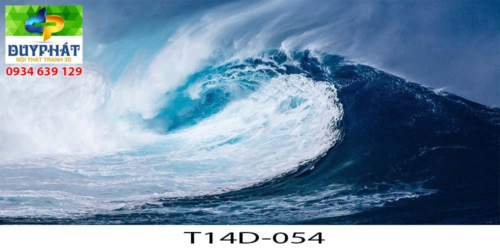 Tranh hồ cá THC675 đẹp cho nhà bạn