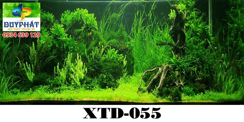 Tranh hồ cá THC677 đẹp cho nhà bạn
