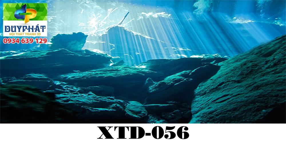 Tranh hồ cá THC679 đẹp cho nhà bạn