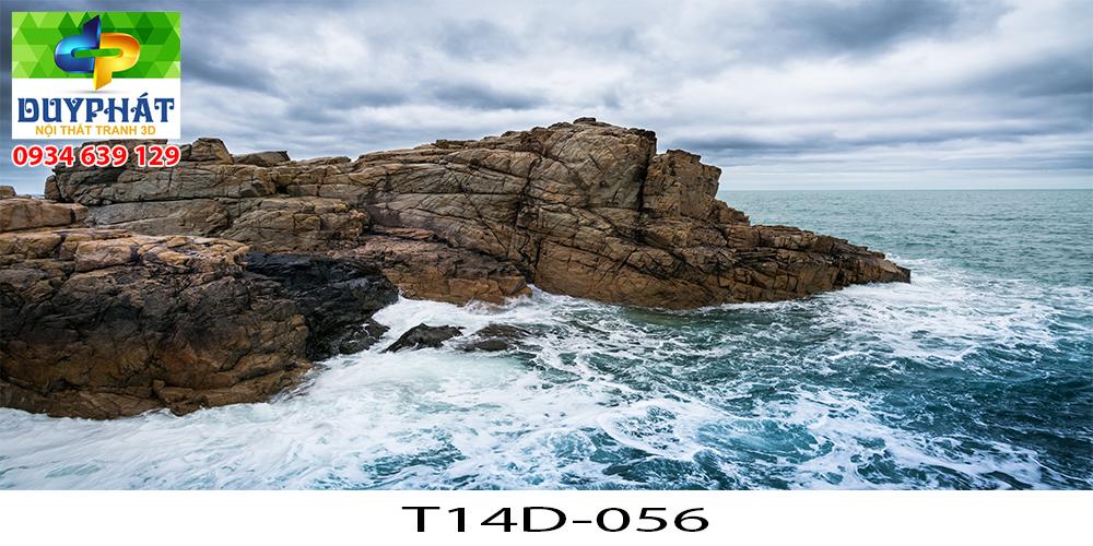 Tranh hồ cá THC680 đẹp cho nhà bạn
