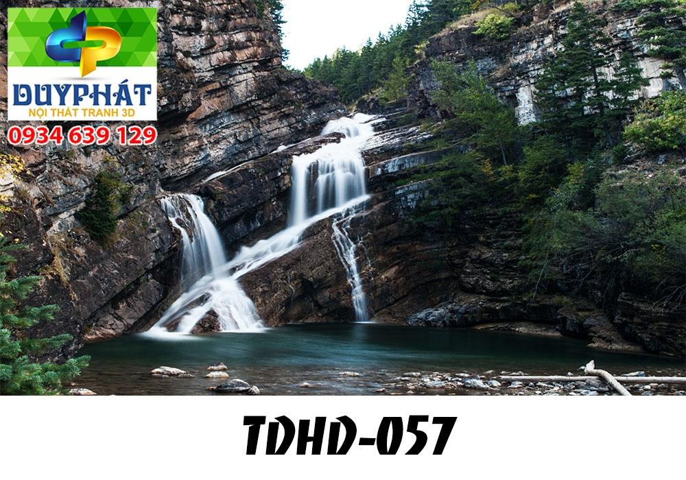 Tranh hồ cá THC681 đẹp cho nhà bạn