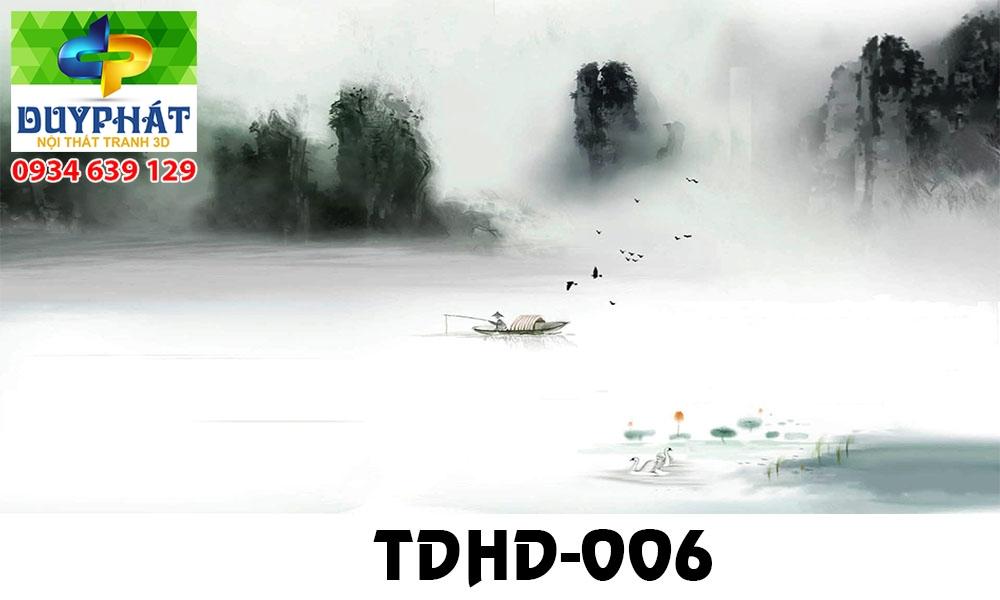 Tranh hồ cá THC690 đẹp cho nhà bạn