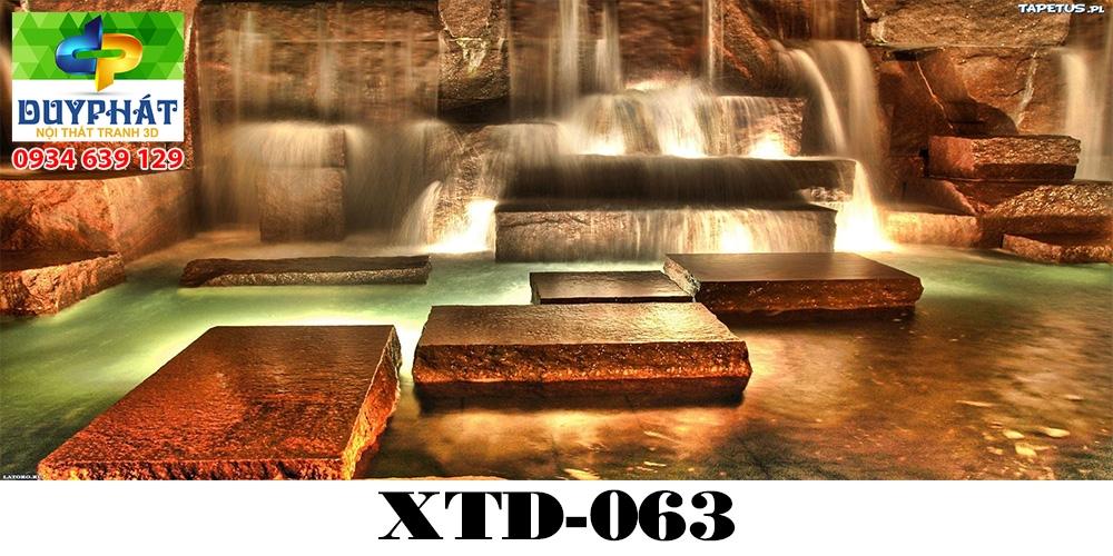 Tranh hồ cá THC705 đẹp cho nhà bạn