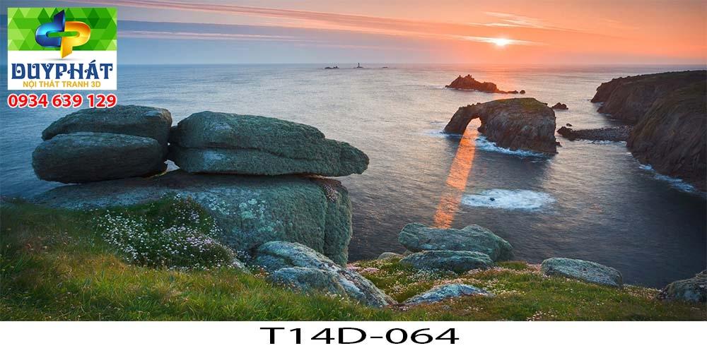 Tranh hồ cá THC709 đẹp cho nhà bạn