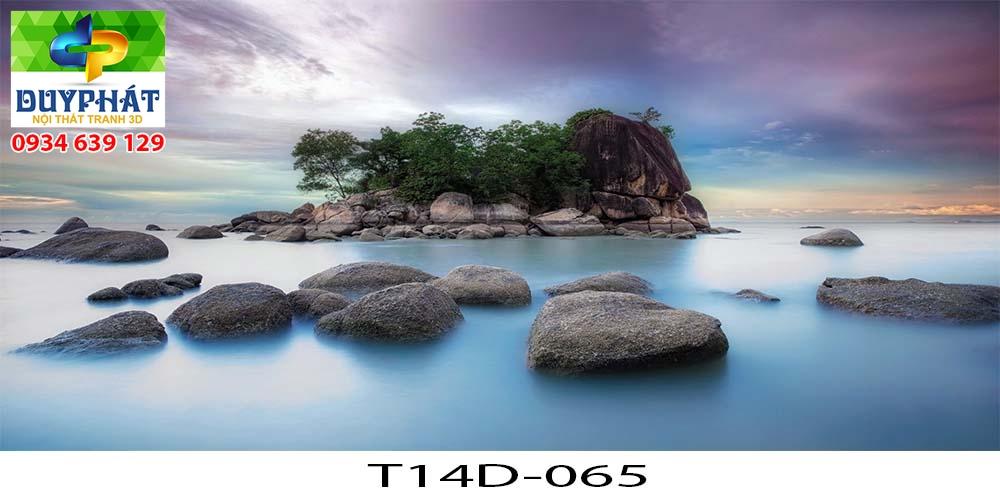 Tranh hồ cá THC712 đẹp cho nhà bạn
