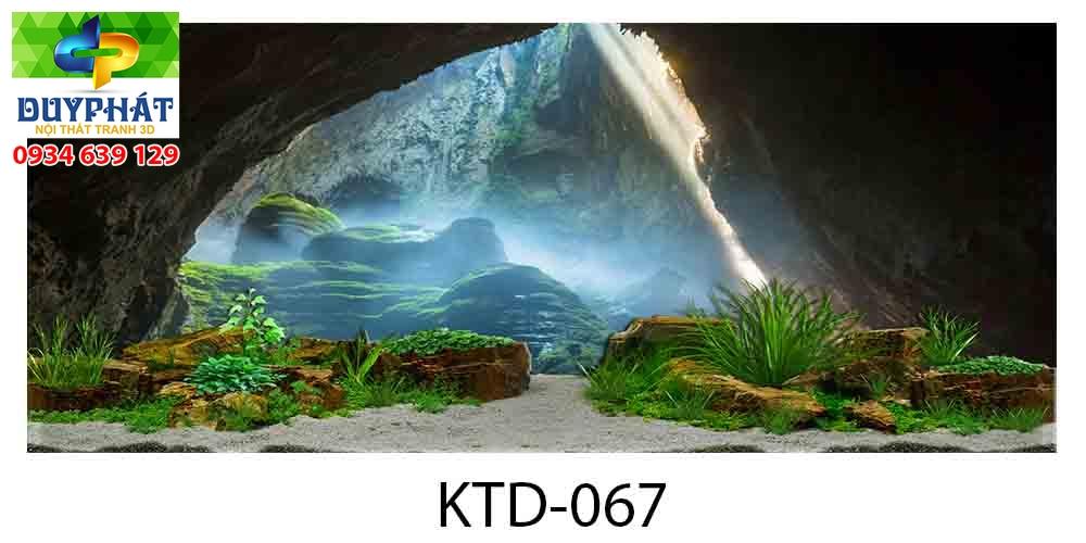 tranh ho ca tranh 3d duy phat com 716 - Tranh 3D hồ cá trang trí vừa độc vừa lạ