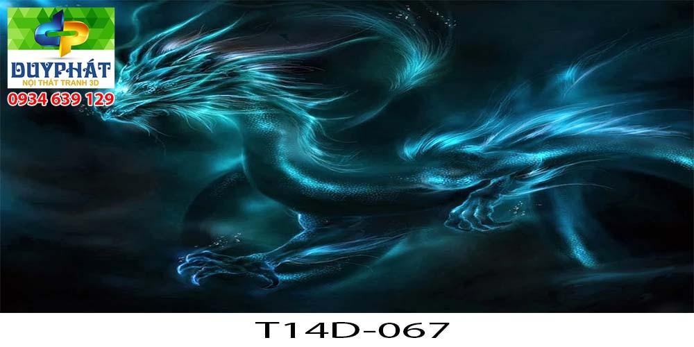 Tranh hồ cá THC718 đẹp cho nhà bạn