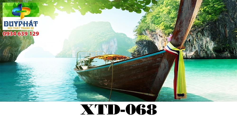 Tranh hồ cá THC720 đẹp cho nhà bạn