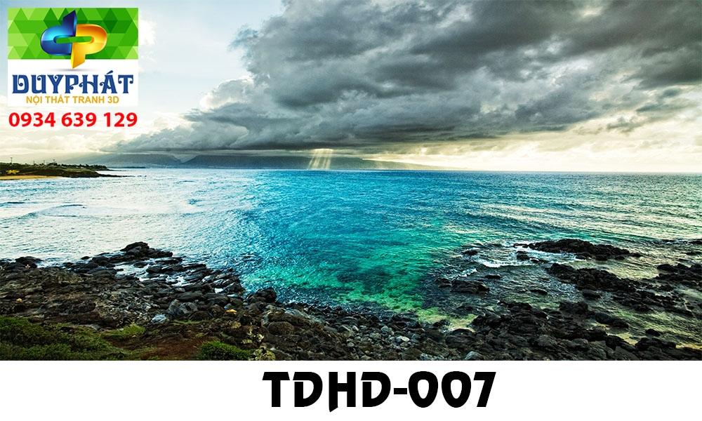 Tranh hồ cá THC725 đẹp cho nhà bạn