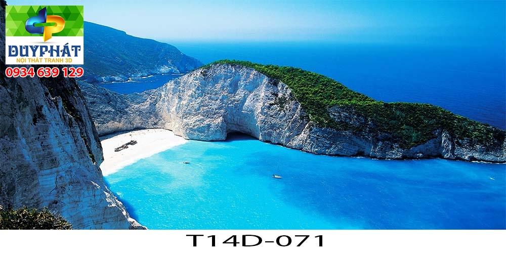 Tranh hồ cá THC734 đẹp cho nhà bạn