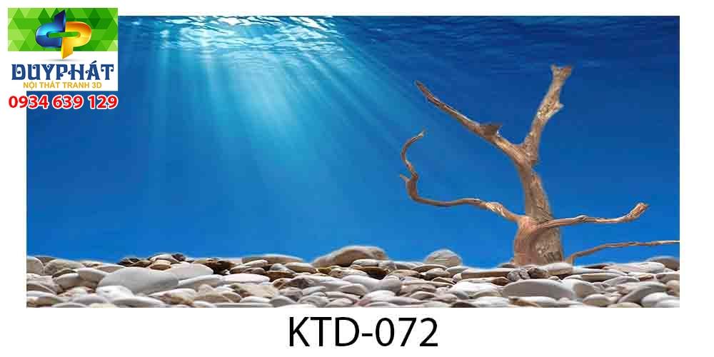 Tranh hồ cá THC735 đẹp cho nhà bạn