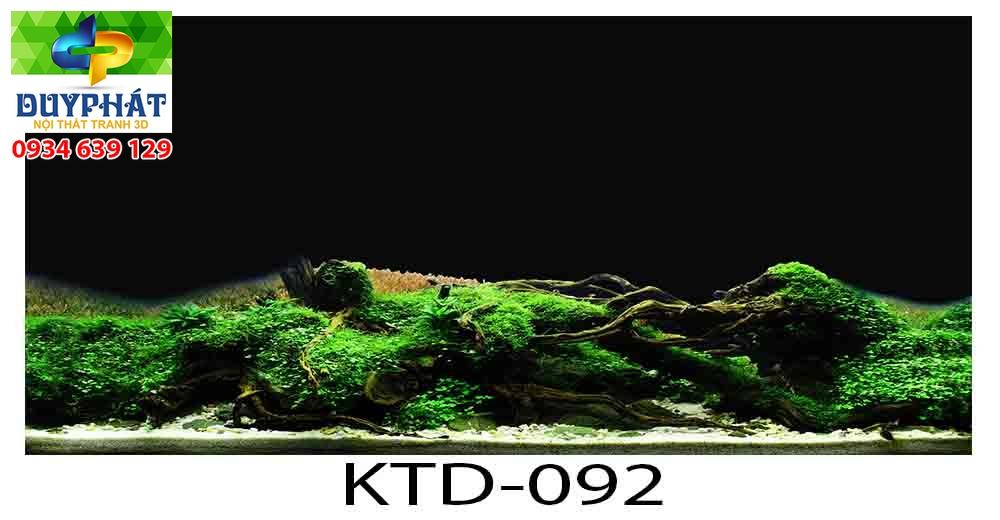 Tranh hồ cá THC802 đẹp cho nhà bạn