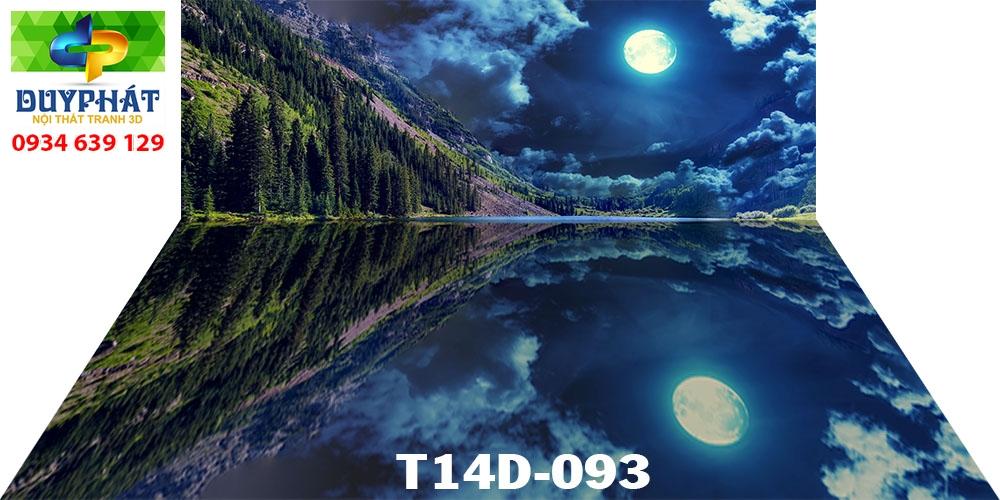 Tranh hồ cá THC806 đẹp cho nhà bạn