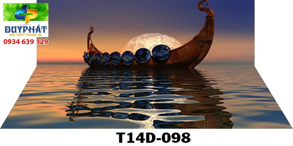 Tranh hồ cá THC821 đẹp cho nhà bạn
