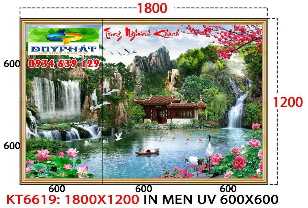 tranh kinh gach 2 - Top tranh 3d phong thủy được ưa chuộng nhất trên thị trường