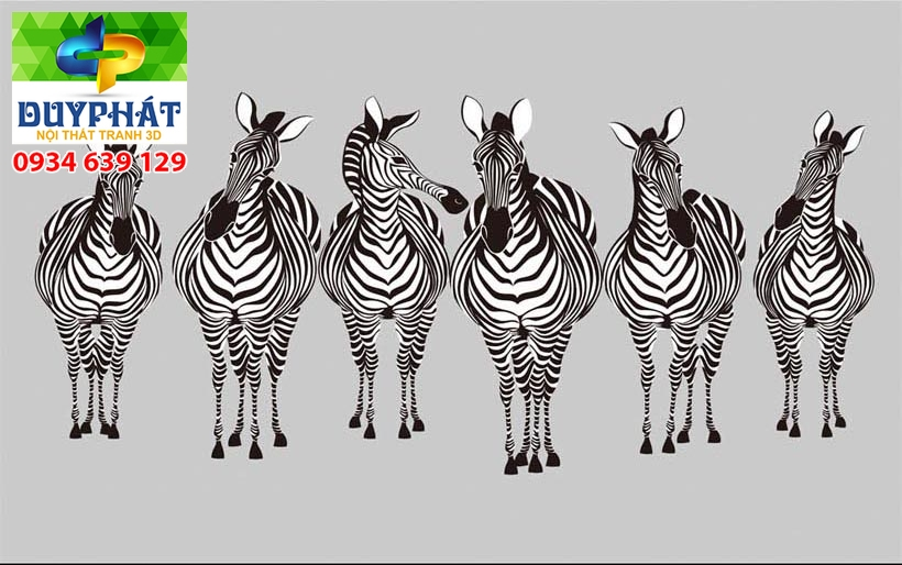 Tranh mã đáo thành công TMĐTC436 của tranh 3D Duy Phát