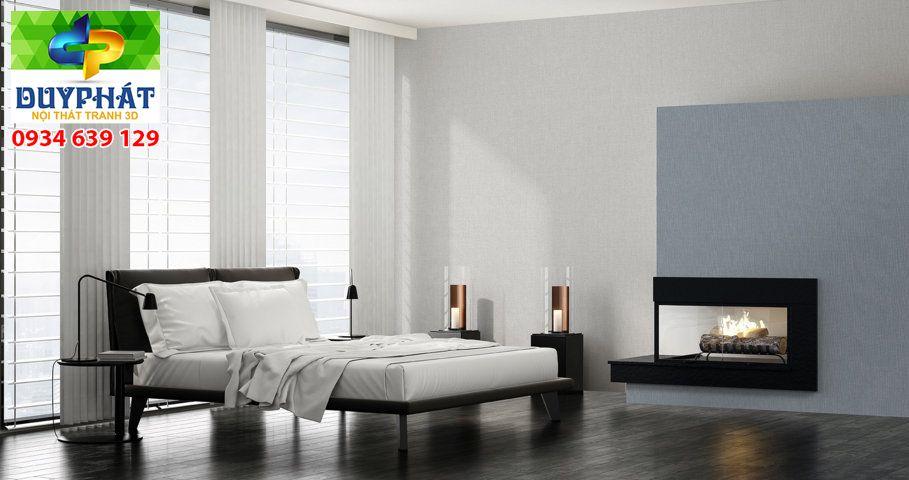giay dan tuong 1 - Cách chọn giấy dán tường cho phòng ngủ vợ chồng thêm lãng mạng