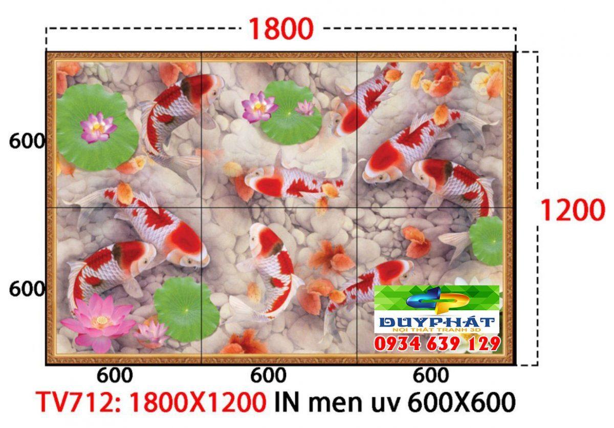tranh gach 5 1200x836 - Tranh gạch trang trí cho không gian nhà đẹp lung linh