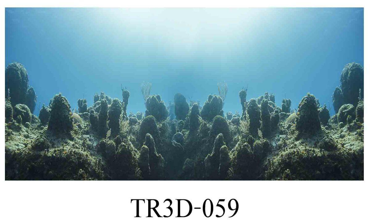 tranh 3d hồ cá 1200x720 - Treo tranh 3D hồ cá mang lại tài lộc cho gia chủ