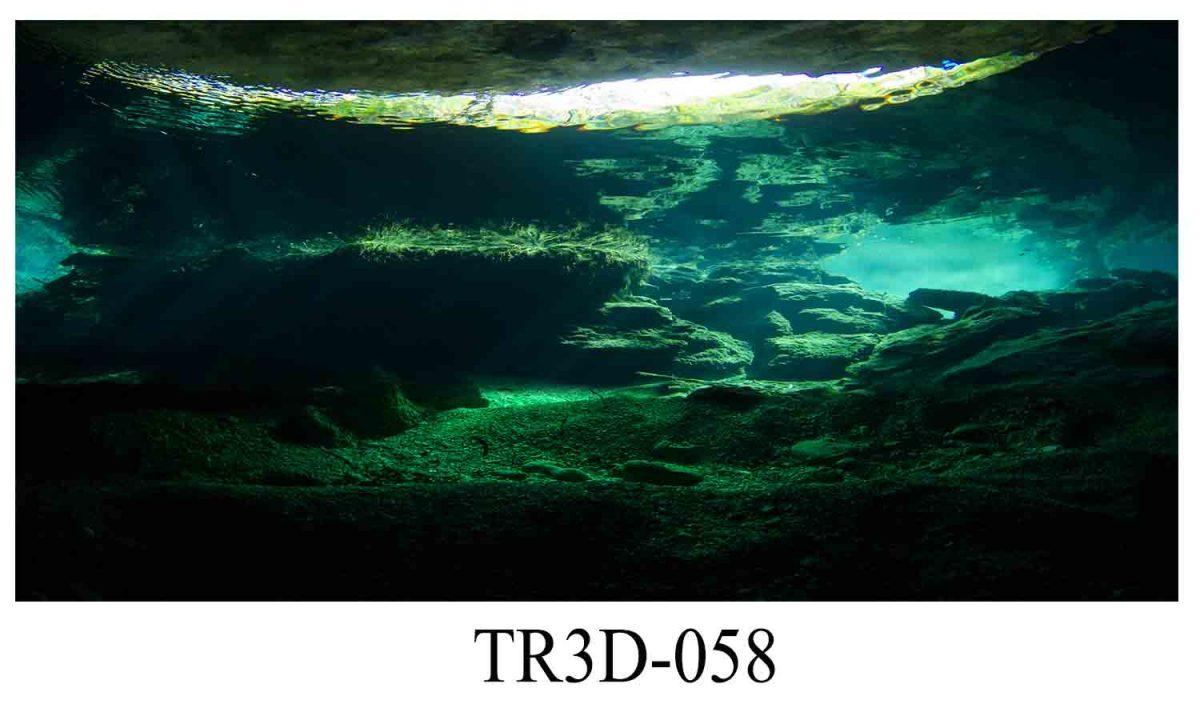 tranh 3d hồ cá 8 1200x720 - Tranh 3d hồ cá vẻ đẹp của sự hoàn hảo