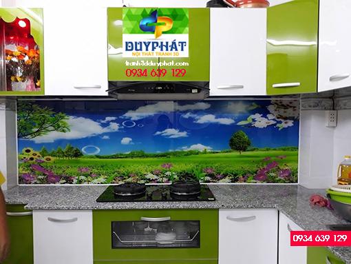 tranh gạch 1 - Những lưu ý khi lựa chọn tranh gạch trang trí cho phòng ăn