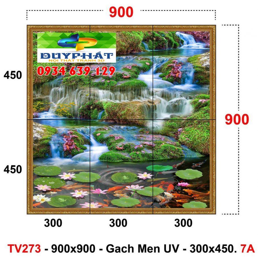 tranh gach 1 898x900 - Cách chọn tranh gạch men 3d cho phòng ngủ