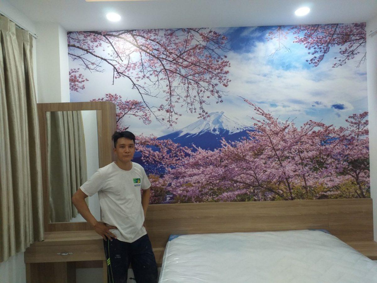 tranh 3 1200x900 - Tranh dán tường thể hiện gu thẩm mỹ hiện đại